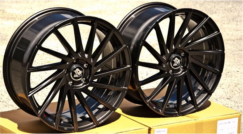 ultra wheels ua9 8 5x19 links grau gl nzend felgenshop. Black Bedroom Furniture Sets. Home Design Ideas